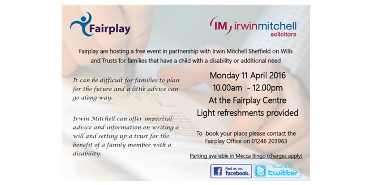 FREE Wills & Trusts Event!