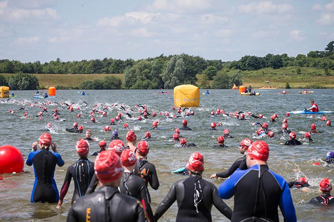 Great North Swim – 8th June 2019