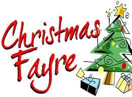 Christmas Fair – 30th November 2019