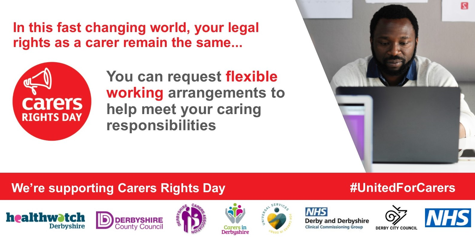 Carers Rights Day 26th November – Know your Rights